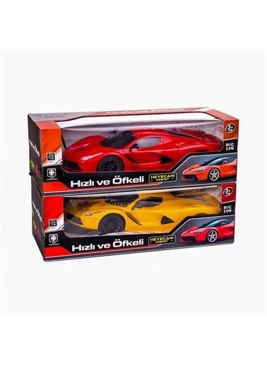 Can-Em Toys 1:14 Hızlı Ve Öfkeli Kumandalı Şarjlı Araba Renkli